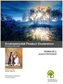 Environmental Product Declaration Unveiled By fermacell