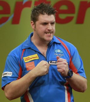 Daryl Gurney Beats World Champion!